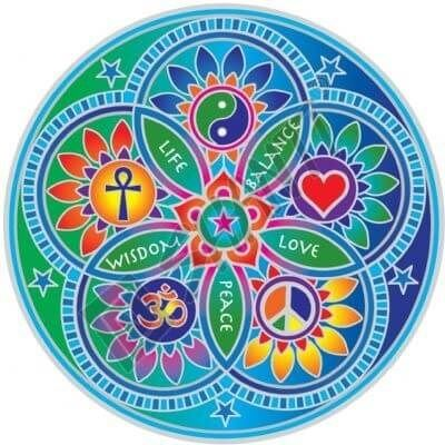 Mandala Sunseal V Living Energies