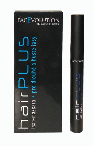 Hair plus řasenka Mascara 6ml