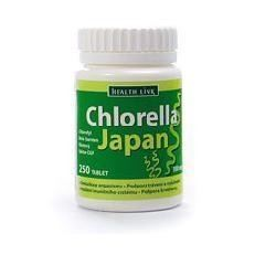 Chlorella Japan, Health Link 250 tablet