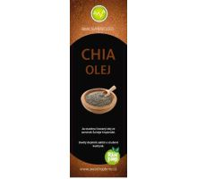 Chia olej RAW, AWA Superfoods 500 ml