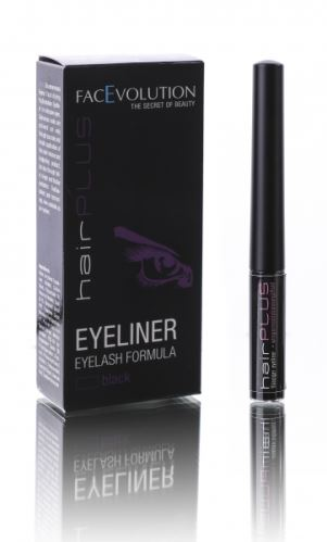Hairplus EYELINER černý 1,5 ml