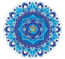 Mandala SUNSEAL Blue ÓM